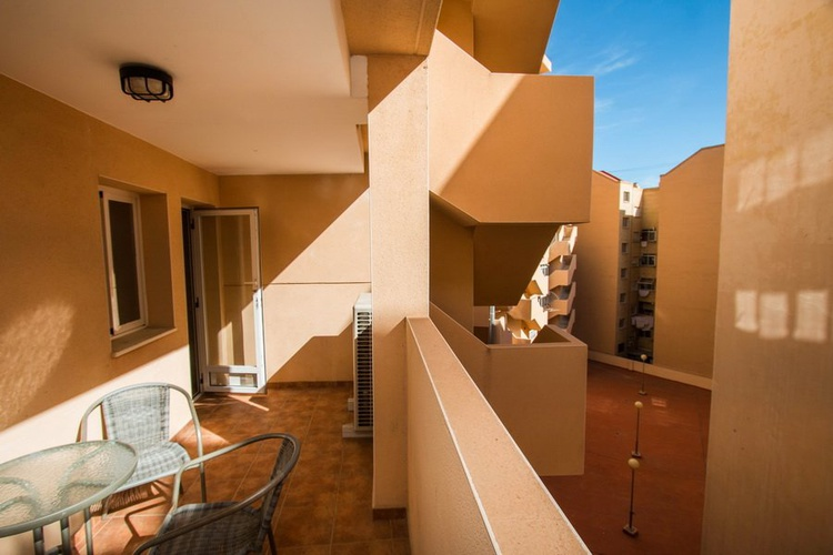 Apartment (3 bedrooms) 5/7 magic atrium plaza apartments benidorm