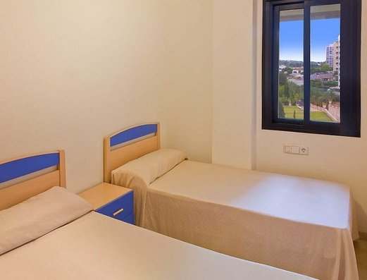 Room with 2 beds Magic Atrium Plaza Apartments